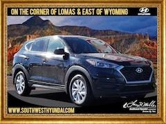 New 2019 Hyundai Tucson SE SUV KM8J2CA48KU890255 for sale near you in Albuquerque, NM