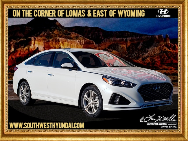 New Hyundai 2019 Hyundai Sonata Limited Sedan for sale in Albuquerque, NM