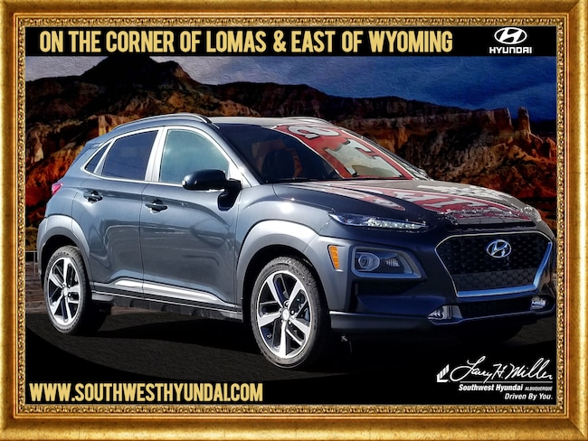 New Hyundai 2019 Hyundai Kona Limited SUV for sale in Albuquerque, NM