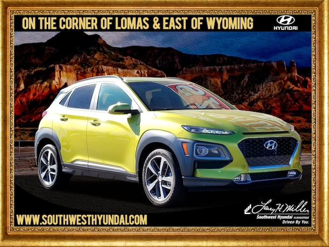 New Hyundai 2019 Hyundai Kona Limited SUV for sale in Albuquerque, NM