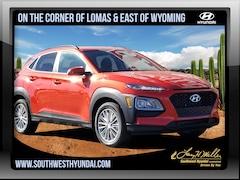 New 2019 Hyundai Kona SEL SUV KM8K2CAAXKU251661 for sale near you in Albuquerque, NM