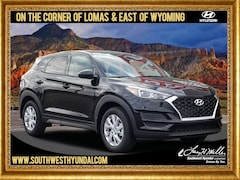 New 2019 Hyundai Tucson SE SUV KM8J23A44KU891256 for sale near you in Albuquerque, NM