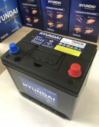 Hyundai Genuine Batteries