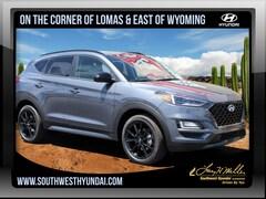 New 2019 Hyundai Tucson Night SUV for sale near you in Albuquerque, NM