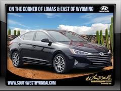 2019 Hyundai Elantra Limited Sedan for sale near you in Albuquerque, NM