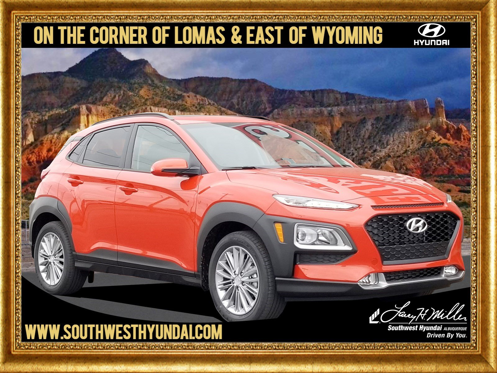 Featured New 2019 Hyundai Kona SEL SUV for sale near you in Albuquerque, NM