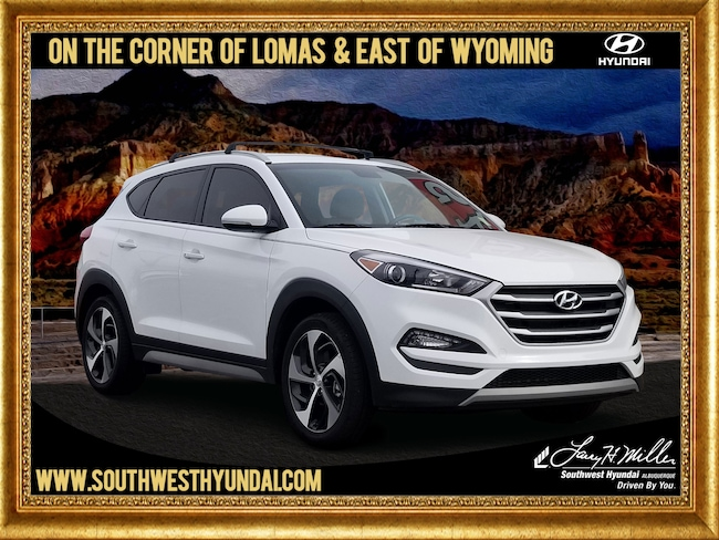 Certified Pre-Owned 2017 Hyundai Tucson Sport SUV Albuquerque