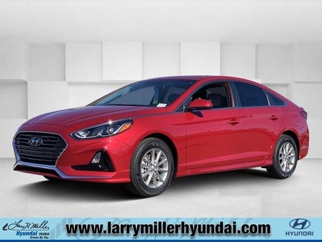 New Hyundai vehicle 2019 Hyundai Sonata SE Sedan 5NPE24AF6KH750793 for sale near you in Phoenix, AZ
