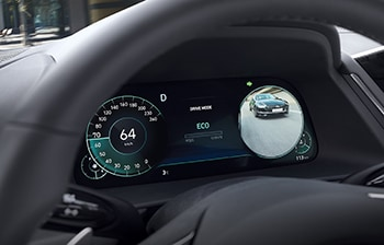 2020 Sonata rear-view monitor