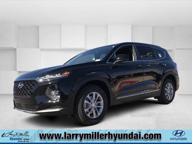 New Hyundai vehicle 2019 Hyundai Santa Fe SE 2.4 SUV 5NMS23AD8KH075103 for sale near you in Phoenix, AZ