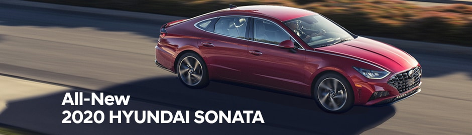 All-New 2020 Hyundai Sonata