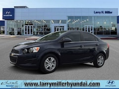 2015 Chevrolet Sonic LT Sedan 1G1JC5SH0F4138451