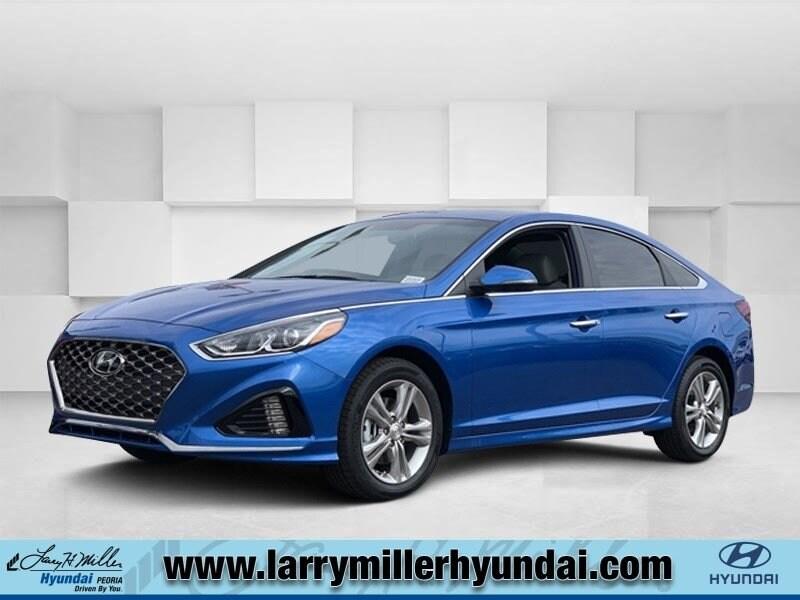 Featured New 2019 Hyundai Sonata SEL Sedan 5NPE34AF5KH749941 for sale near you in Peoria, AZ