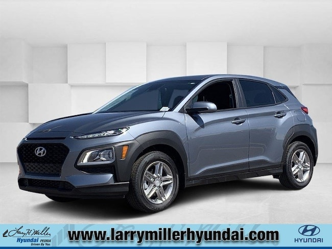 New Hyundai vehicle 2019 Hyundai Kona SE SUV KM8K12AAXKU289324 for sale near you in Phoenix, AZ
