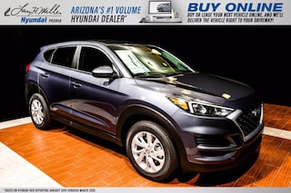 New 2021 Hyundai Tucson SE SUV KM8J23A42MU309531 for sale near you in Phoenix, AZ
