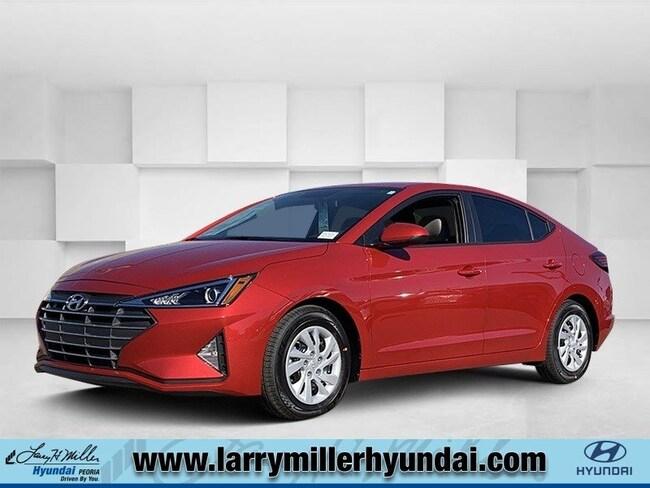 New Hyundai vehicle 2019 Hyundai Elantra SE Sedan 5NPD74LF0KH436521 for sale near you in Phoenix, AZ
