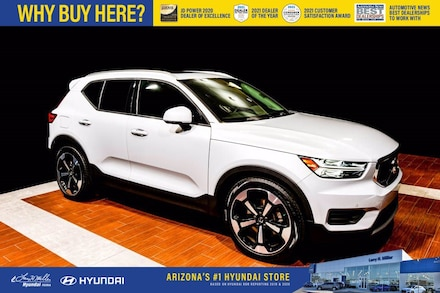 Featured Used 2020 Volvo XC40 Momentum SUV YV4162UK4L2175030 for sale near you in Peoria, AZ