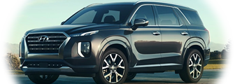All-New 2020 Hyundai Palisade vehicle image