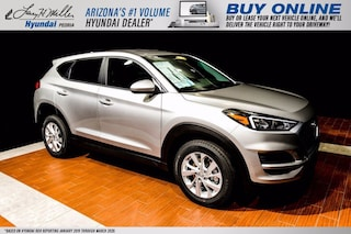 New 2021 Hyundai Tucson SE SUV KM8J23A40MU386754 for sale near you in Phoenix, AZ