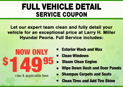 Full Vehicle Detailing Coupon, Peoria, AZ