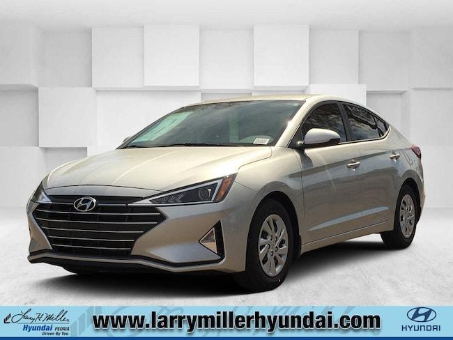 New Hyundai vehicle 2019 Hyundai Elantra SE Sedan 5NPD74LF1KH492225 for sale near you in Phoenix, AZ