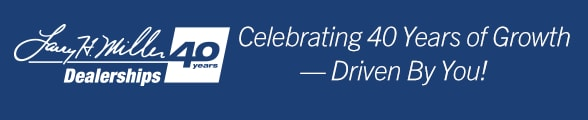 Larry H. Miller Dealerships 40-Year Anniversary