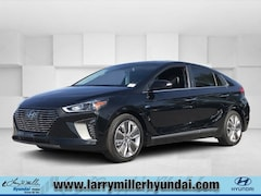 New 2019 Hyundai Ioniq Hybrid Limited Hatchback KMHC05LC0KU111199 for sale near you in Peoria AZ