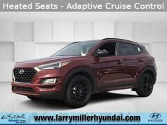 New 2019 Hyundai Tucson Night SUV KM8J33AL6KU923905 for sale near you in Peoria, AZ