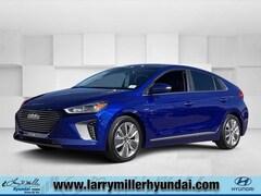 New 2019 Hyundai Ioniq Hybrid Limited Hatchback KMHC05LC9KU124355 for sale near you in Peoria AZ