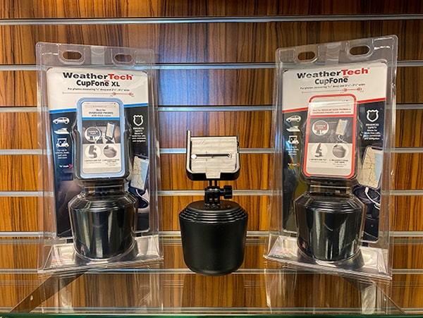 WeatherTech CupFone - Get one in our Peoria Parts Dept while supplies last!