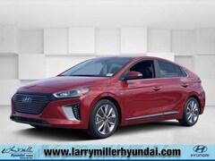 New 2019 Hyundai Ioniq Hybrid Limited Hatchback KMHC05LCXKU136515 for sale near you in Phoenix, AZ