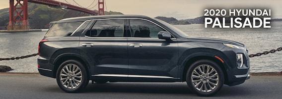 2020 Hyundai Palisade Review Compare Peoria Az