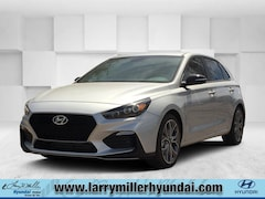 New 2019 Hyundai Elantra GT N Line Hatchback KMHH55LC0KU107841 for sale near you in Peoria, AZ