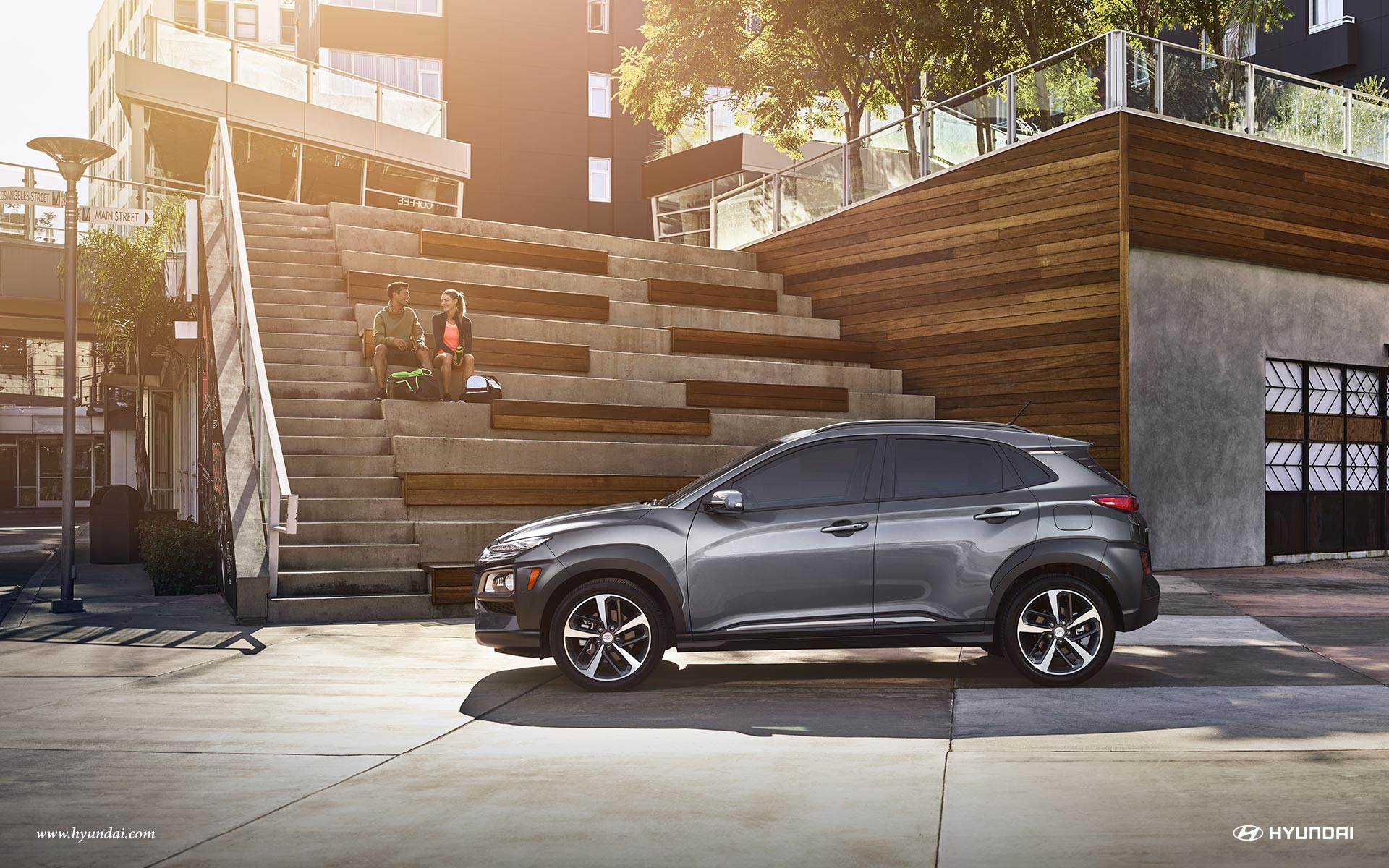 Say Aloha to the All-New Hyundai Kona!