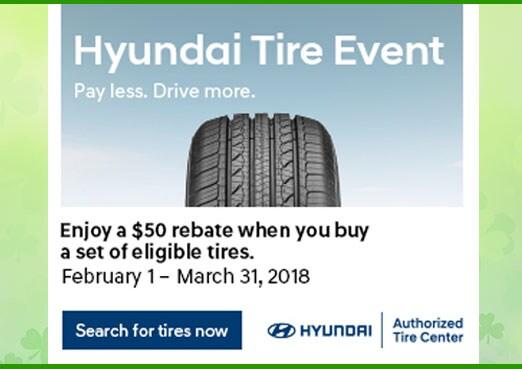 Hyundai Tire Event, Peoria, AZ