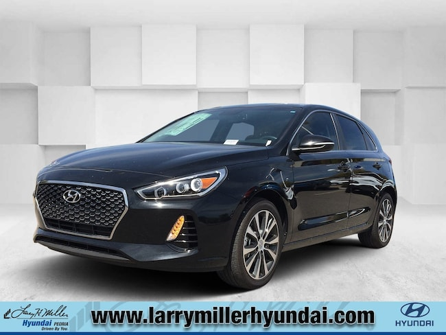 New Hyundai vehicle 2018 Hyundai Elantra GT Base Hatchback KMHH35LEXJU034547 for sale near you in Phoenix, AZ