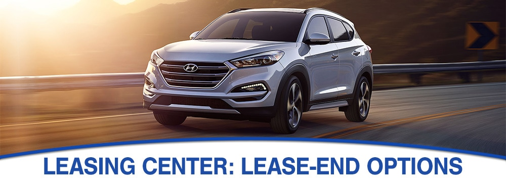 Hyundai End of Lease options in Peoria