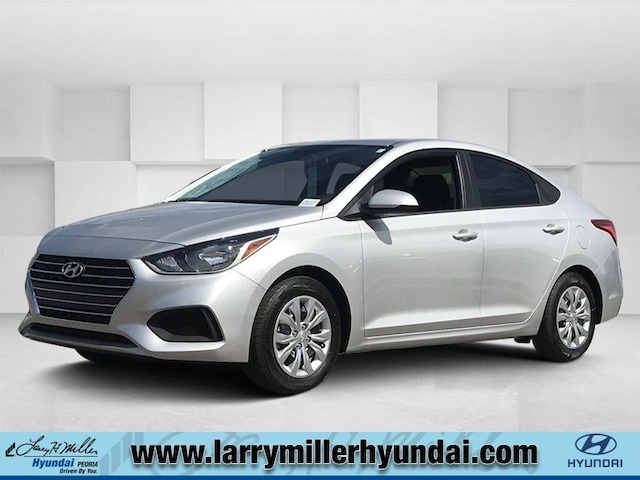 New 2019 Hyundai Accent SE Sedan 3KPC24A38KE051280 for sale near you in Phoenix, AZ