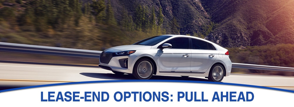 Hyundai End of Lease Pull Ahead, or Early Termination Option in Peoria, AZ