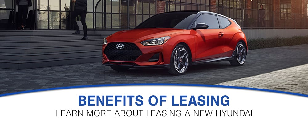 Learn About the Benefits of Leasing a New Hyundai in Peoria, AZ