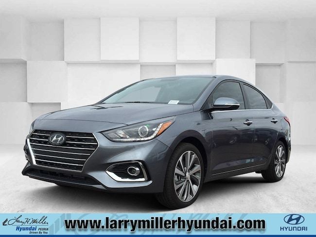 New Hyundai vehicle 2019 Hyundai Accent Limited Sedan 3KPC34A34KE039124 for sale near you in Phoenix, AZ