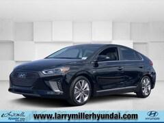 New 2019 Hyundai Ioniq Hybrid Limited Hatchback KMHC05LC1KU133261 for sale near you in Peoria AZ