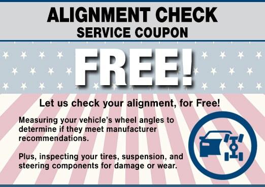 Free Alignment Check, Peoria Hyundai Service Center