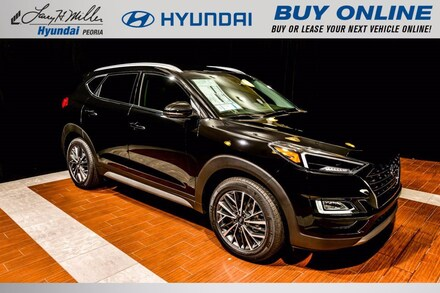 Featured New 2021 Hyundai Tucson Limited SUV KM8J33AL1MU322274 for sale near you in Peoria, AZ