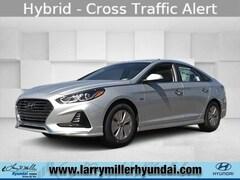 New 2019 Hyundai Sonata Hybrid SE Sedan KMHE24L36KA084539 for sale near you in Phoenix, AZ