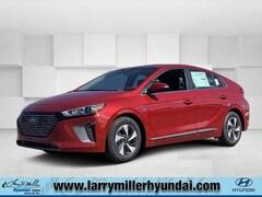 New 2019 Hyundai Ioniq Hybrid SEL Hatchback KMHC75LC8KU144530 for sale near you in Phoenix, AZ