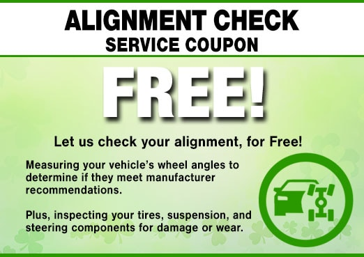 Free Alignment Check, Peoria Hyundai Service Center