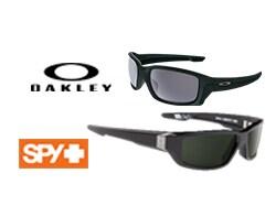 December 19th Only - BOGO on Oakley or Spy Optics!