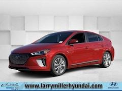 New 2019 Hyundai Ioniq Hybrid Limited Hatchback KMHC85LC2KU124335 for sale near you in Peoria AZ