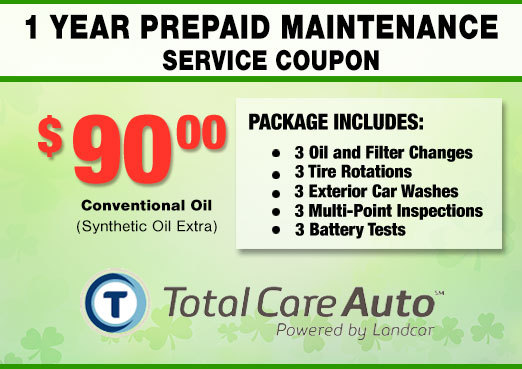 Automotive Maintenance Coupon - Special Pre-paid Package Deal, Peoria, AZ